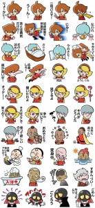 【SAMPLE】009スタンプ (1)