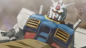 アニメーション「機動戦士ガンダム THE ORIGIN PV『GUNDAM RISING』」場面写真